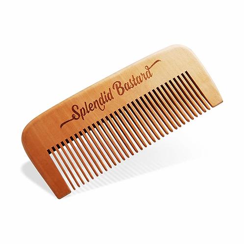Splendid Bastard: Beard Comb