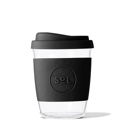 SoL Cup: 8oz Basalt Black
