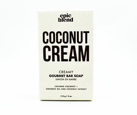 Epic Blend: Coconut Cream Bar Soap