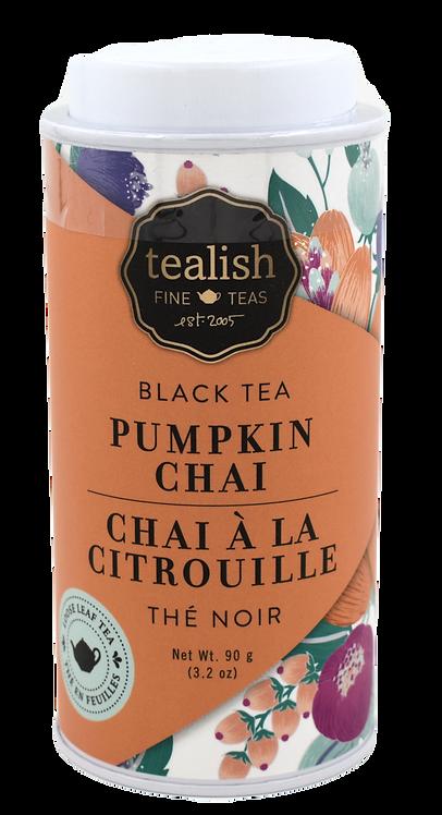 Tealish: Pumpkin Chai