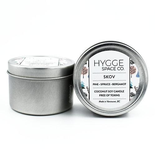 Hygge: Skov Candle (Tin)