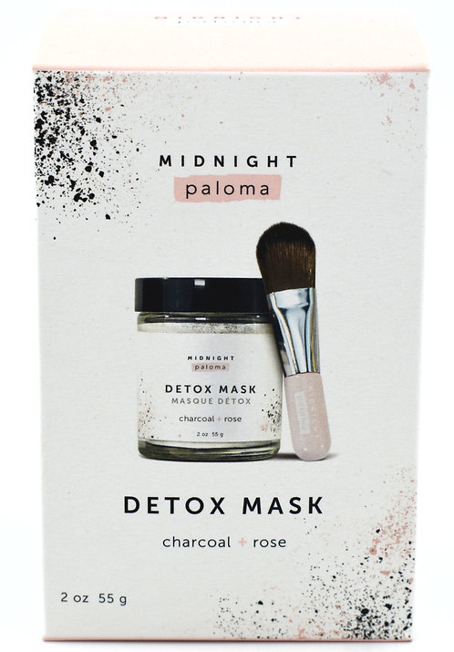 Midnight Paloma: Detox Mask