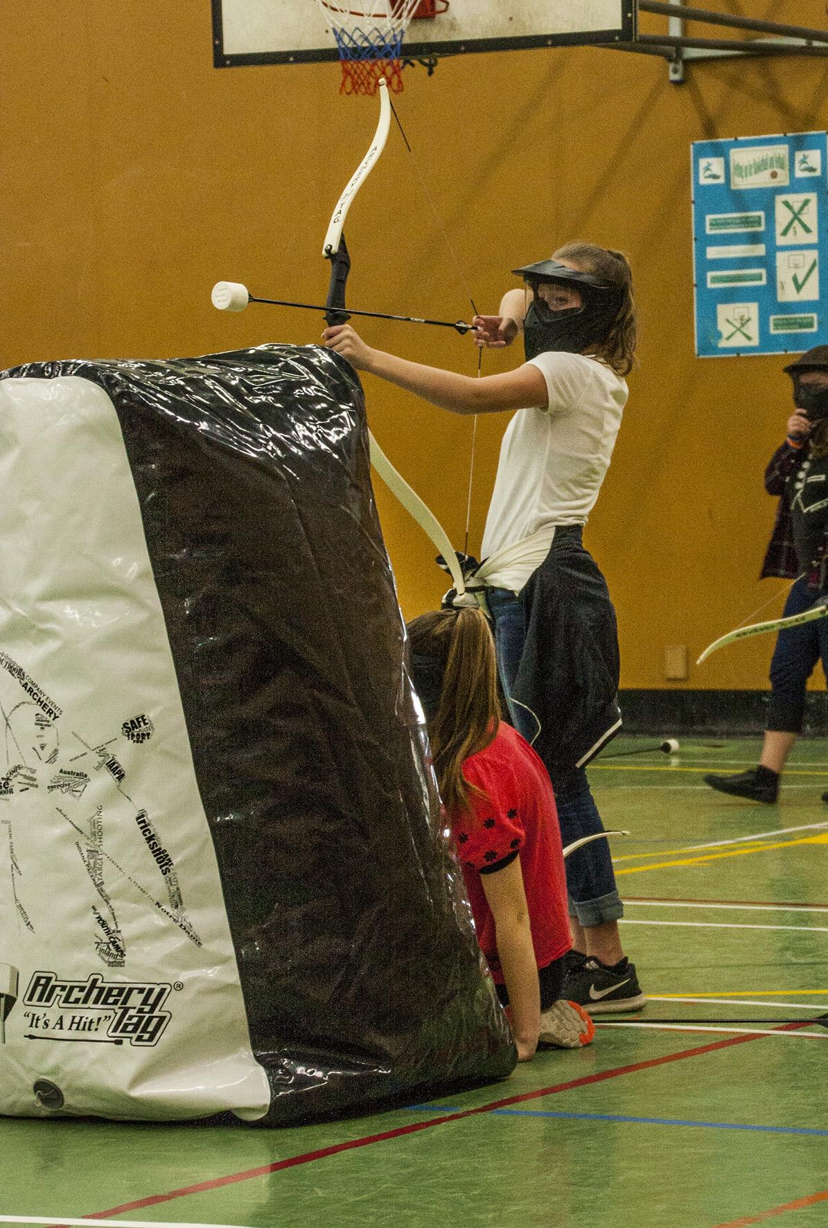 Archery Tag 29 April 2017 07