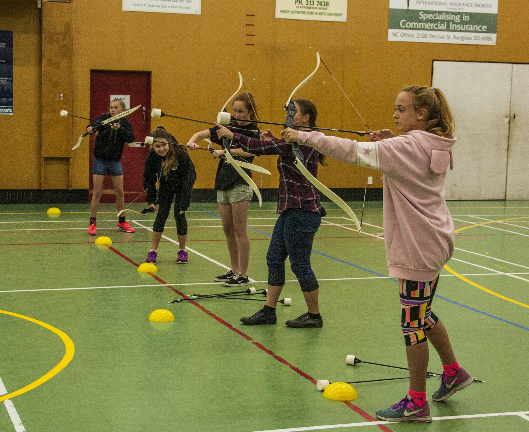 Archery Tag 29 April 2017 20