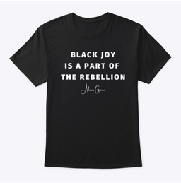 Black Joy Tee — Colors