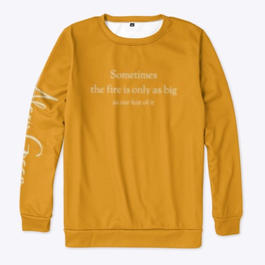 Fire Sweatshirt — Colors