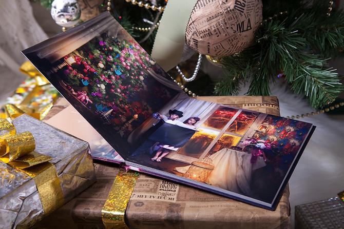 5 поводов для новогодней студийной фотосессии
