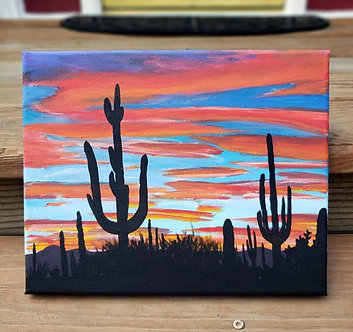 """Arizona Dreamin' (8""""x10"""")"""