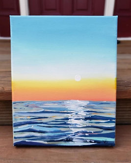 "Ocean View (8""x10"")"