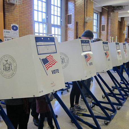 Voter Suppression Ends Where Civic Participation Begins