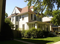 Exterioir painting in Chicago suburbs