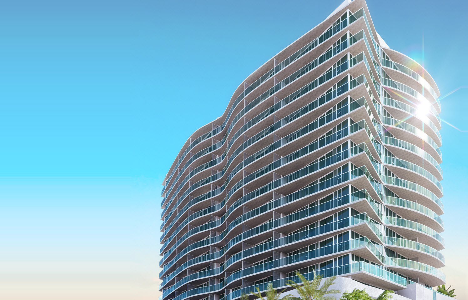 Pure Residence Pombano Beach by Paul Connolly Invest Miami Pombano Beach