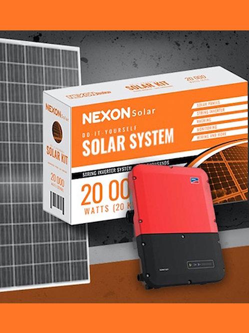 Do-It-Yourself Solar Panel Kits
