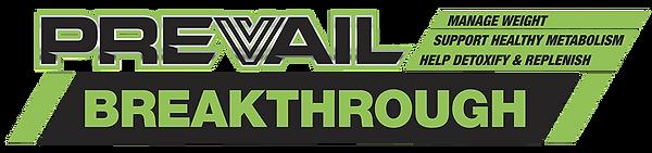 Prevail Breakthrough AM/PM logo