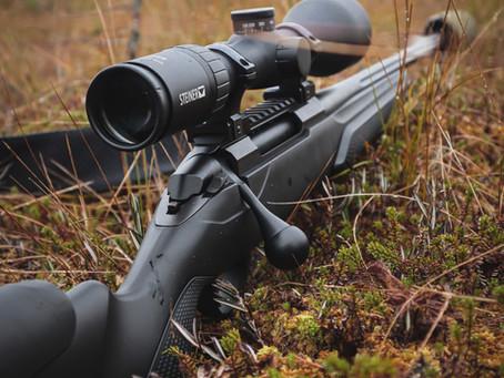 Jaktstund testar: Tikka T3x Deerhunter.