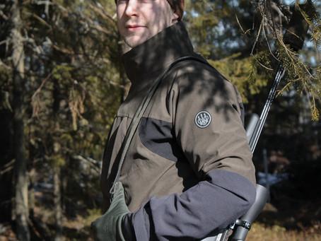 Beretta jaktkläder.