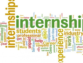 Online Internship – A good way to start working real from home!