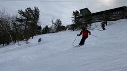 Skiing Rocket