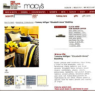 Macy's Body Copy Example