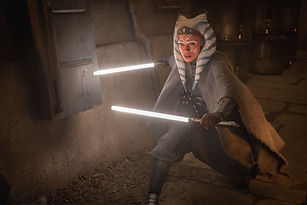 Unit photo of Rosario Dawson as Ahsoka