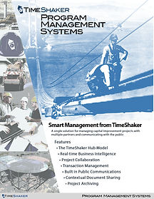 TimeShaker Program Management