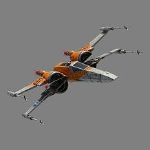 Po's X-wing