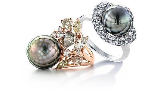 japan pearl ring