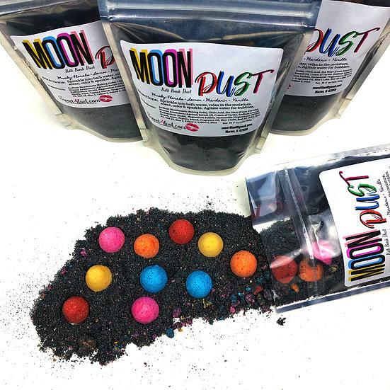 Moon Dust Bath bomb dust