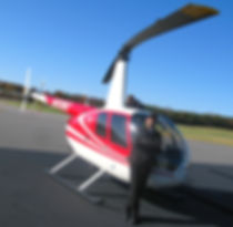 helicopter flight school in new york, fly a helicopter