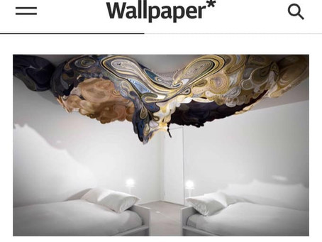 "wallpaper*,INTERIOR DESIGNにSATO SUGAMOTO/BnA Alter Museum、""Double Dreams""が紹介されました。"