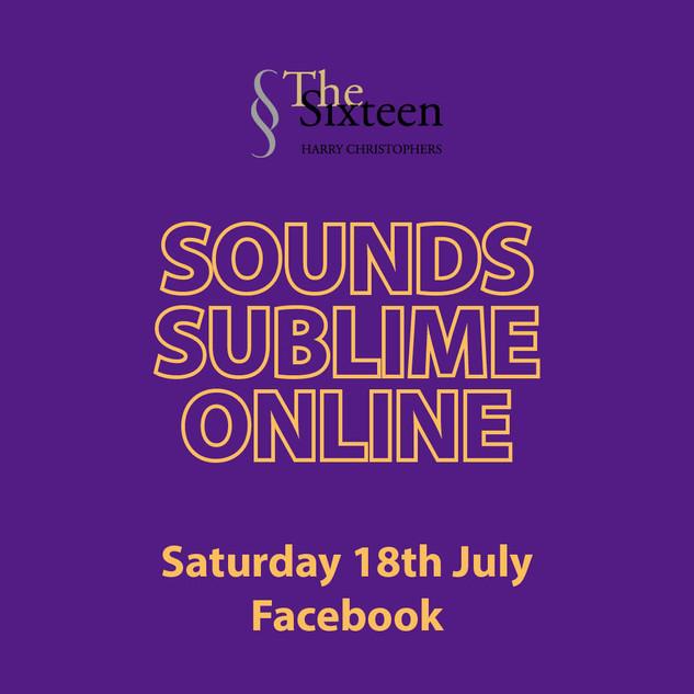 Sounds Sublime Online