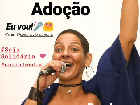 Participação Especial da Cantora Nay Oliveira na Campanha de Incentivo à Adoção de Ilhéus!