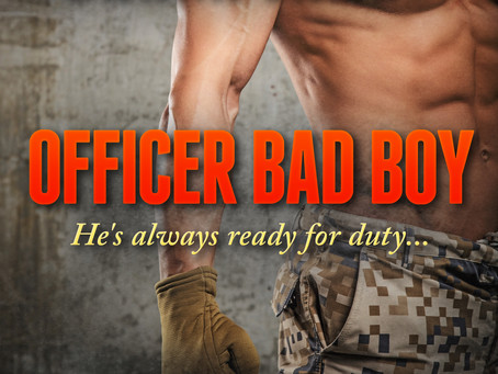 Officer Bad Boy: Now Available in #Audiobook Format
