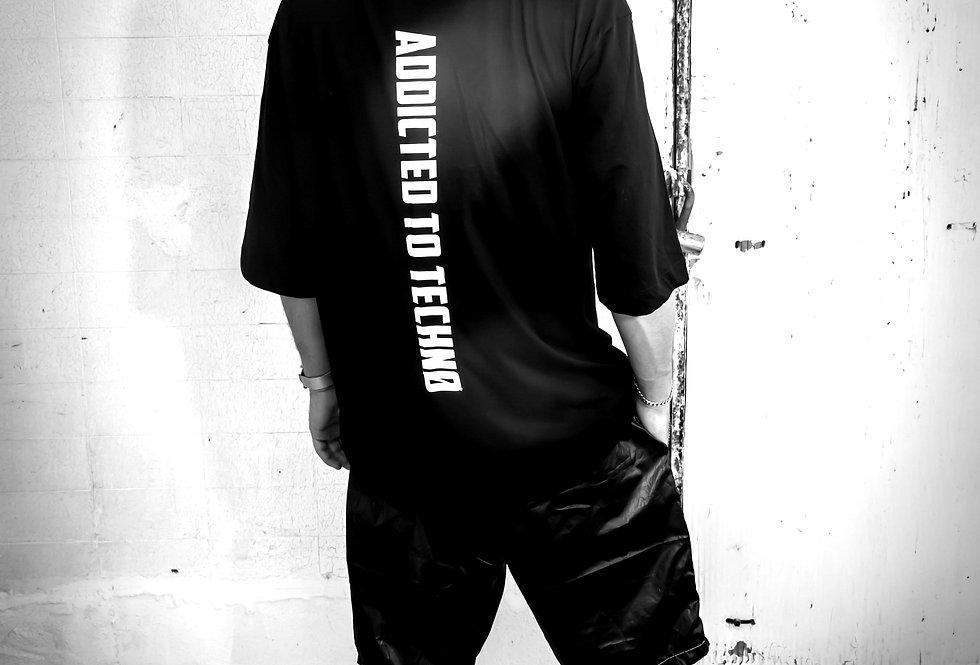 Addicted to Techno Neon T-Shirt
