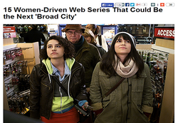 IndieWIRE, April 2014