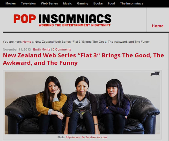 Pop Insomniacs
