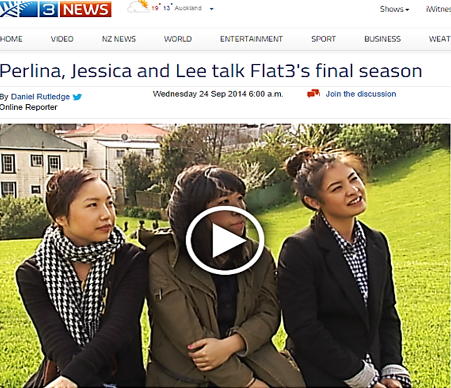 3NEWS Interview, 2014