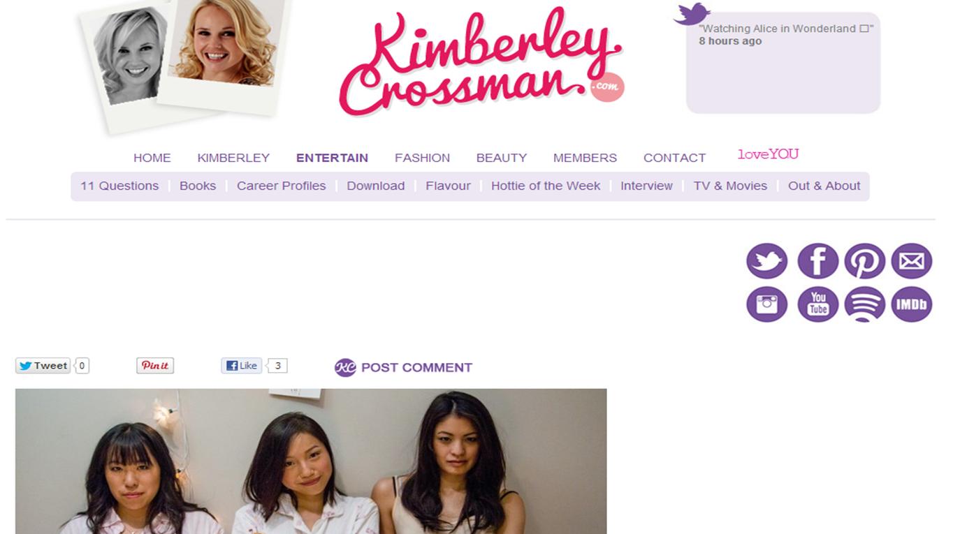 www.kimberleycrossman.com