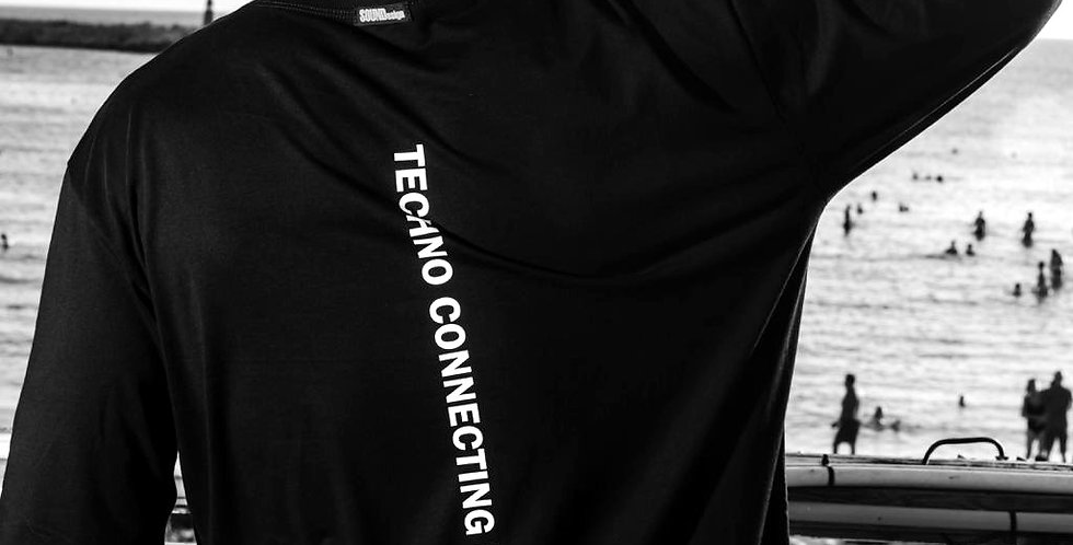 TECHNO Connecting People T - Shirt