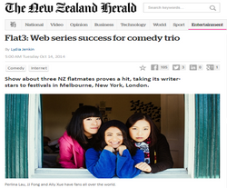 NZ Herald Online, 2014