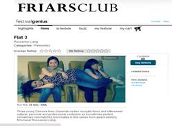 Friars Club Comedy Festival 2013