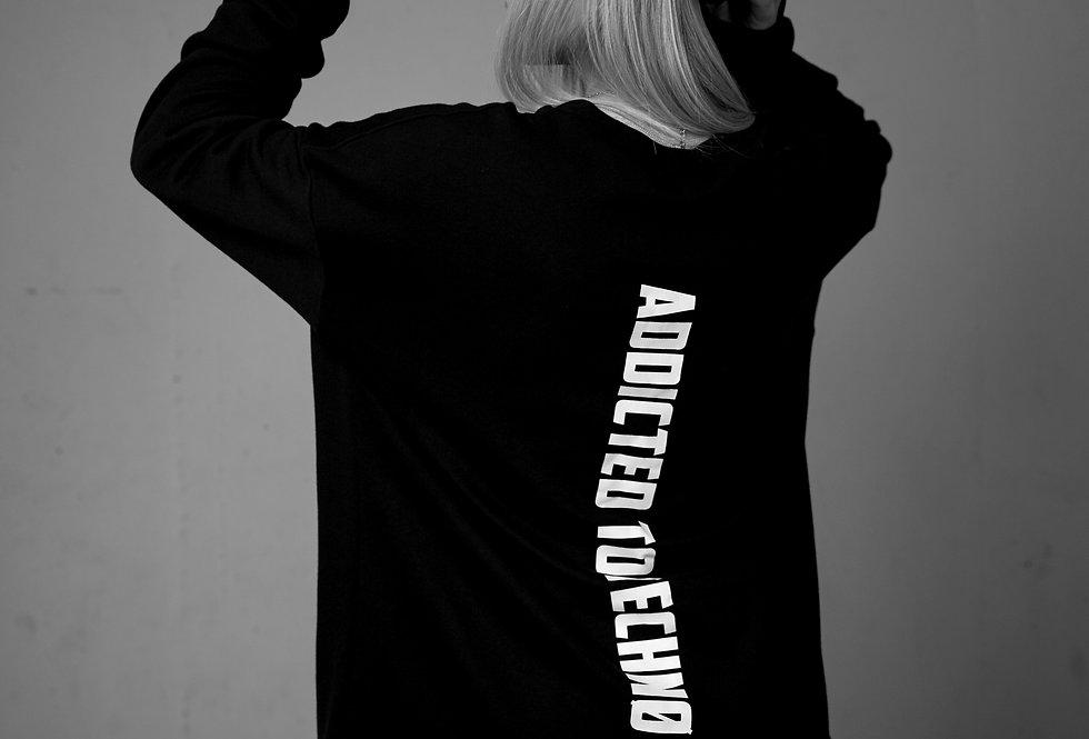 Long Sleeves Addicted Sweatshirt