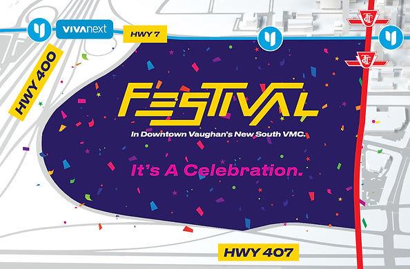 Festival Towers Location | VMC