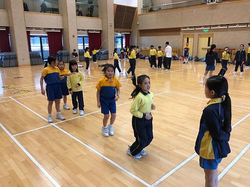 花式跳繩學校興趣班