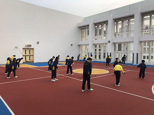 花式跳繩體育堂服務