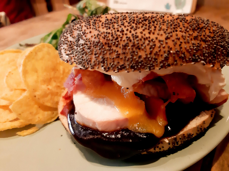 BBQ Poulet & bacon