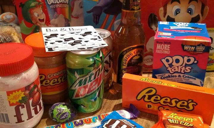 Bonbons américains