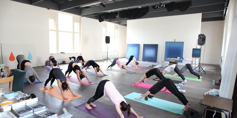 Yoga + Brunch + Kunst (rundherum)