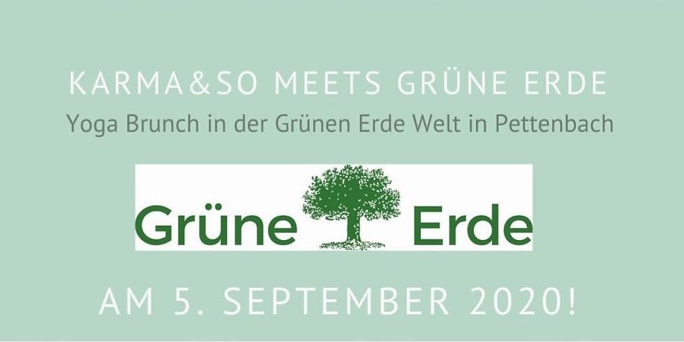 Karma&So meets Grüne Erde