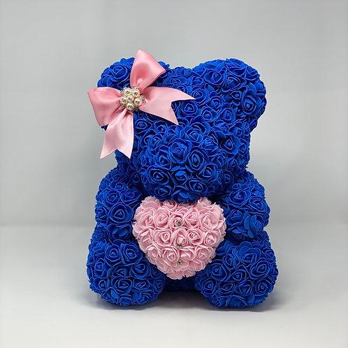 Medium Rose Bear